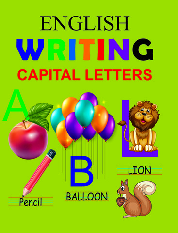 English Writing Capital Letters