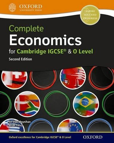 Complete Economics for Cambridge IGCSERG and O-level
