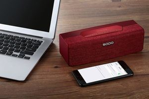 SODO L2 Life Wireless Portable Fabric Bluetooth Speakers