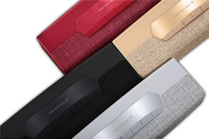 SODO L2 Life Wireless Portable Fabric Bluetooth Speakers