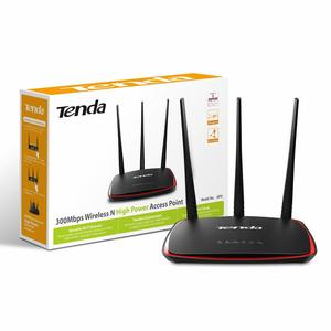 TENDA AP5 300Mbps Wireless N High Power 3*Antennae PoE Access Point