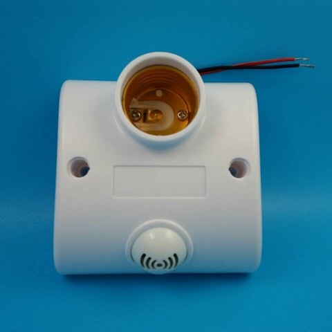 Sound sensor Holder and light-controlled energy-saving lamp holder in Bangladesh