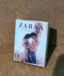 ZARAA Plain Condom (Small Pack-Belly)