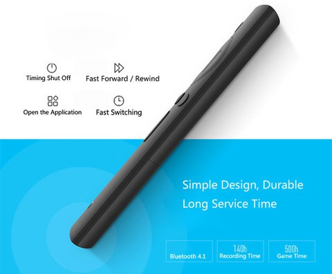 Xiaomi Mi TV Bluetooth Remote Control With Body Touch Voice Control
