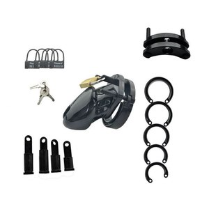 Lovebite 1Set Reusable Male Chastity Device Chastity Cage Sex Toys For Men