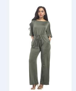 Lovebitebd Long Pants Play-suits Jumpsuit Romper For Women