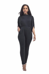 Lovebitebd Elegant Long Pants Jumpsuit Romper For Women