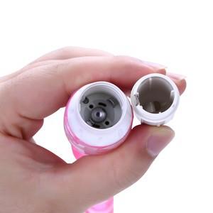Lovebite Jelly Vibrator Stick Anal Plug Vibrator Beads Silicone G-Spot Vibrator Sex Toys for Couples