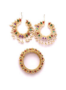 Chan Bali Chur Ear Ring