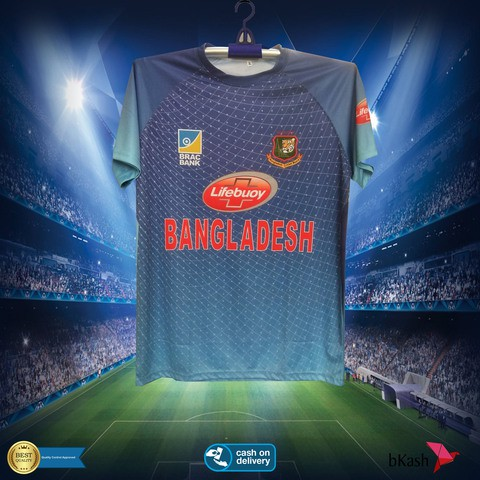 Bangladesh Practice Jersey 4