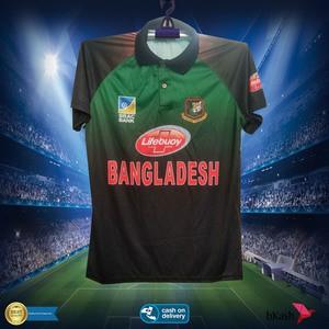 Bangladesh ODI Jersey 2018