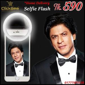 ClickBow Selfie Flash