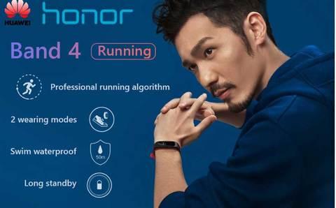 Honor Band 4 Smart Wristband