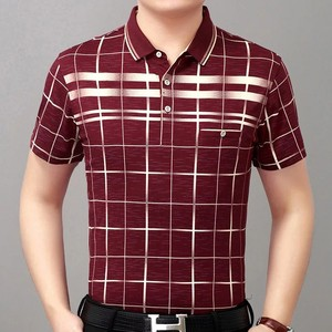 New summer polo shirt men short sleeve polos shirts