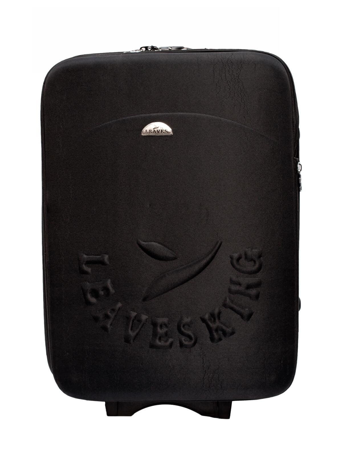 Black Hand Luggage Trolley
