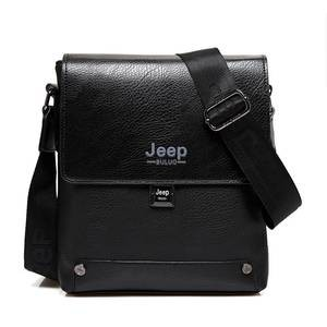 JEEP Buluo Vintage Leather Casual  Bag