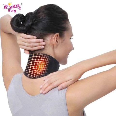 Tourmaline Self-heating Neck Belt