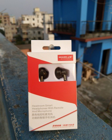 Headroom MS20 Pod Earphone