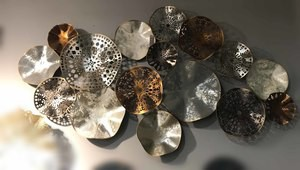 Metal Wall Decor/15132