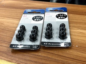 Kz Acoustics Foam Eartips