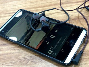 QKZ VK3 In-ear Wired Earphone(Customized mega bass)