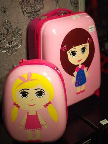 Children Travel Bag/Princess