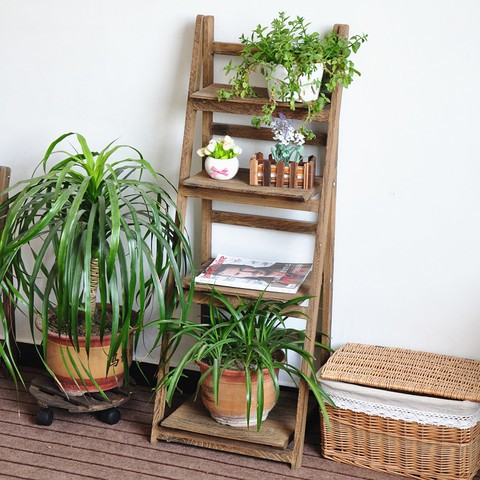 Ladder Design Planter/6804