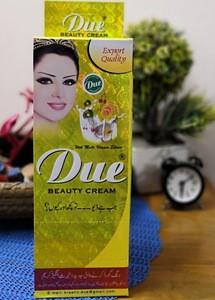 Due Beauty Cream-Pakistani