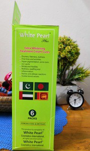 White Pearl Beauty Cream-(Old) - Pakistani