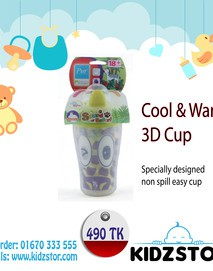3 D cup