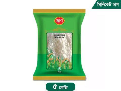 PRAN Miniket Rice 5 kg