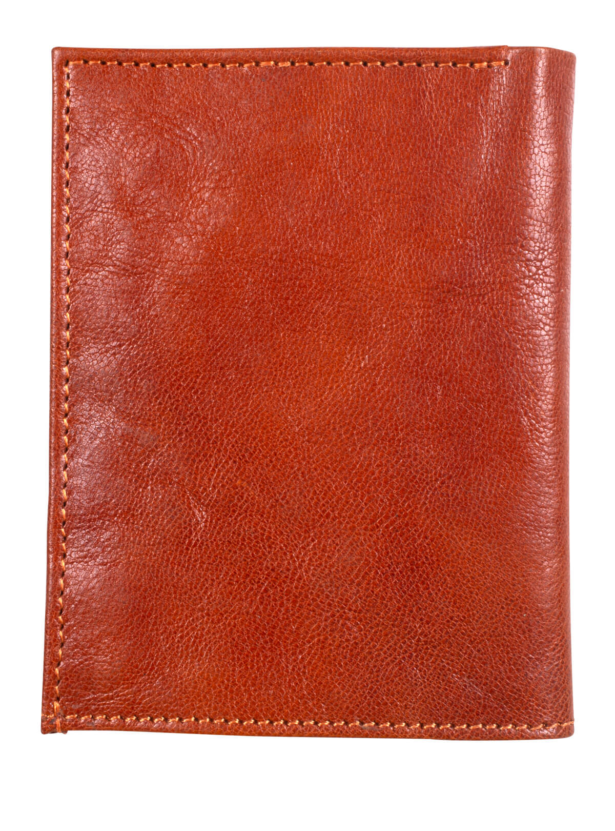 Sangria Red Leather Wallet