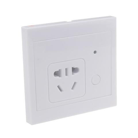 WIFI Wireless Remote control smart socket phone app Remote control home timer 86 Universal 220V switch socket