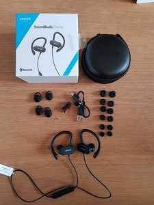 Anker SoundBuds Curve Wireless Headphone(18 month official warranty)