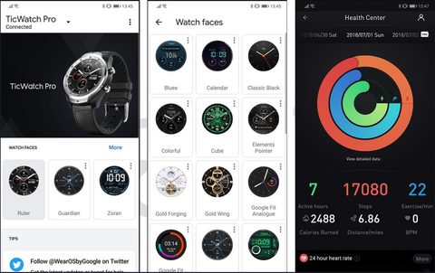 TicWatch Pro Smart Watch