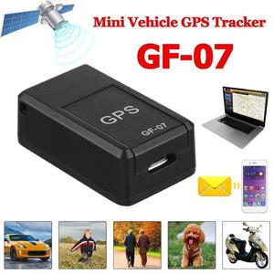 GF07 GSM GPRS Mini Car Magnetic GPS Anti-Lost Recording Real-time Tracking Device