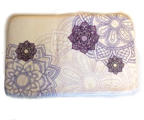 Floral Bathmat