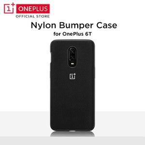 OnePlus 6T Nylon Bumper Case