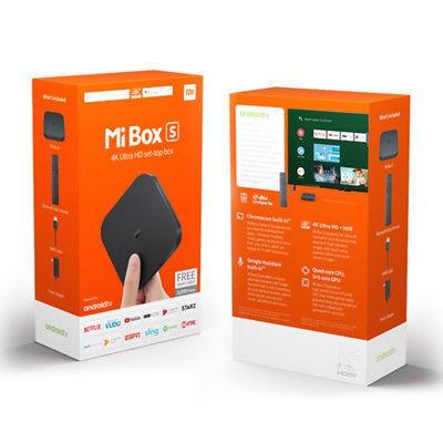 Mi Tv Box S(Global Version)