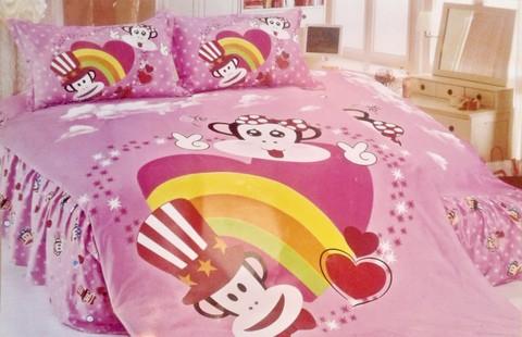 BedSet/Girls/Pink