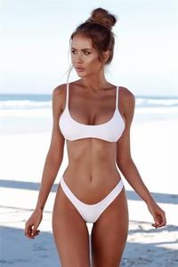 Lovebite Women Bikini Set Push Up Swimsuit String Swimwear Brazilian Biquini Thong Bathing Suit Swimming Suit For Women
