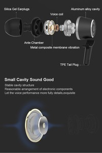 UiiSii Hi820 in ear Headphones