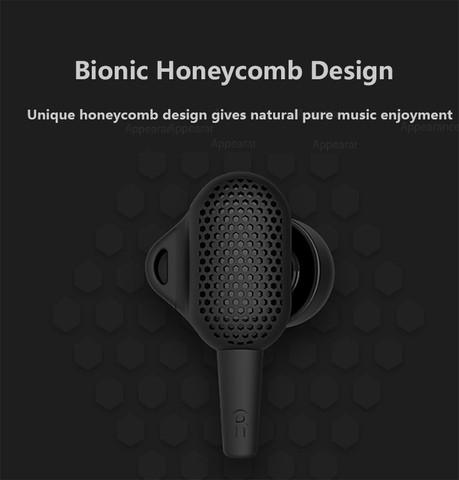 TUDDROM H3 4D HiFI Dual 6mm Dynamic Driver Super Bass Earphones