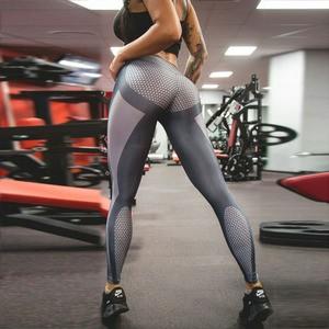 Lovebitebd Geometric Digital Printed Leggings For Women