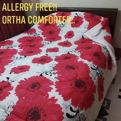 Allergy Free Healthier Ortha Comforter - King Size