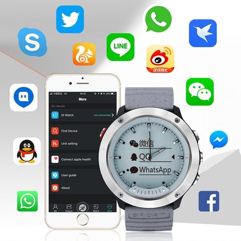COLMI M5  IP68 Waterproof Smart Watch