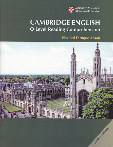 Cambridge English O level Reading Comprehension