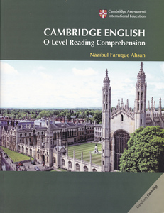 Cambridge English O level Reading Comprehension