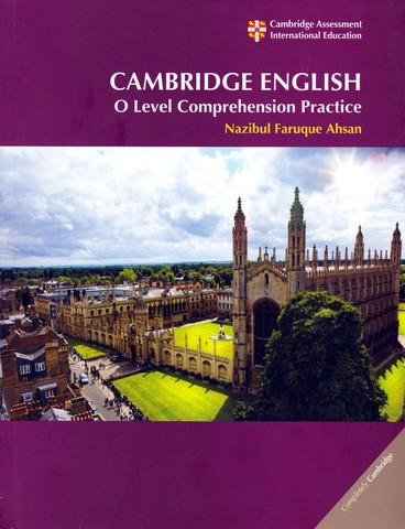 Cambridge English O level Comprehension Practice