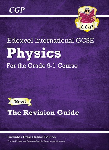 CGP Physics Revision Guide